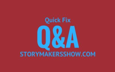Episode 44: Quick Fix Q&A – Dialogue